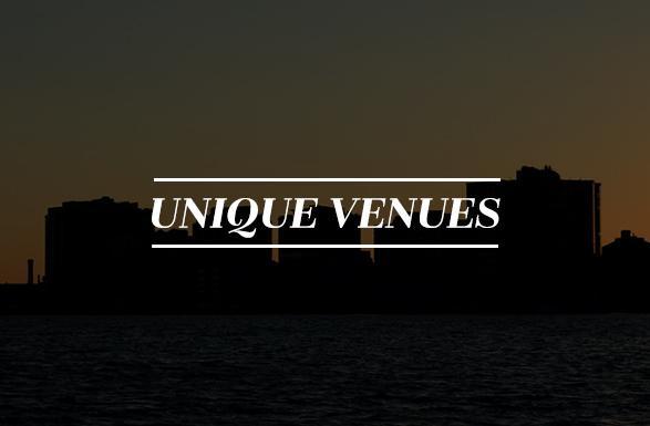 Unique Venues