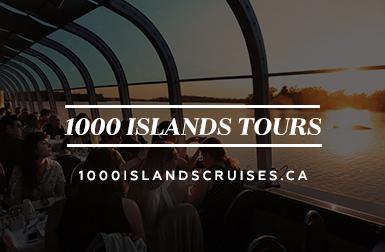 1000 Islands Tours