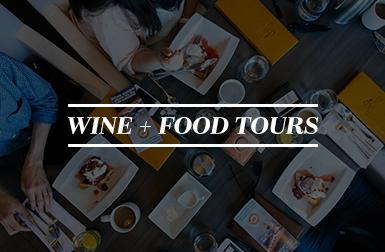 Wine + Food Tours