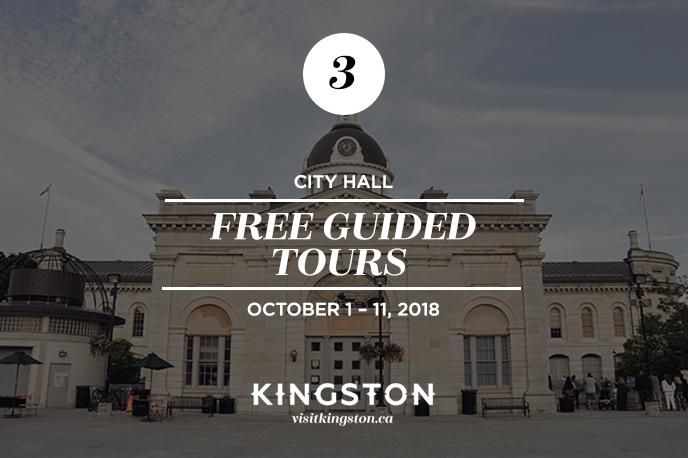Free City Hall Guided Tours