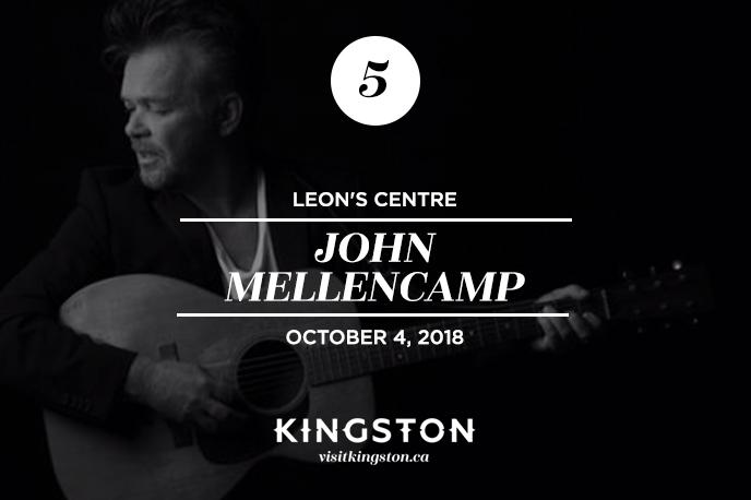 John Mellencamp at the Leon's Centre