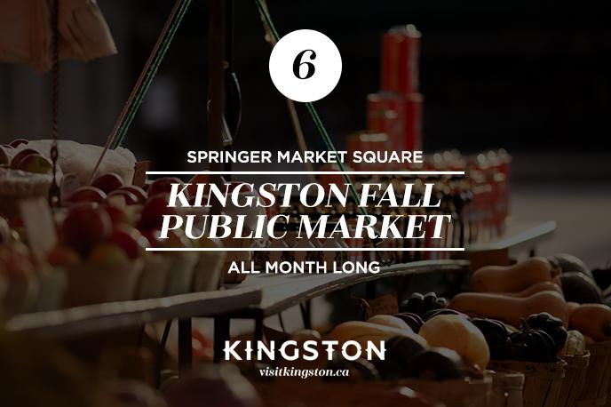 Kingston Fall Public Market