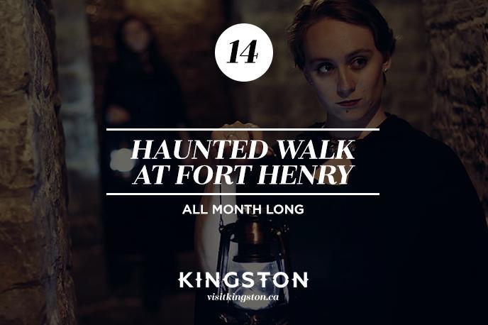 Fort Henry Haunted Walk