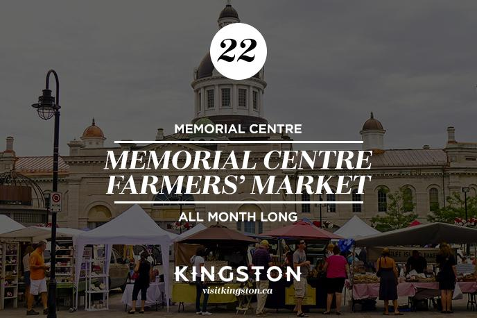 Memorial Centre Farmers' Market