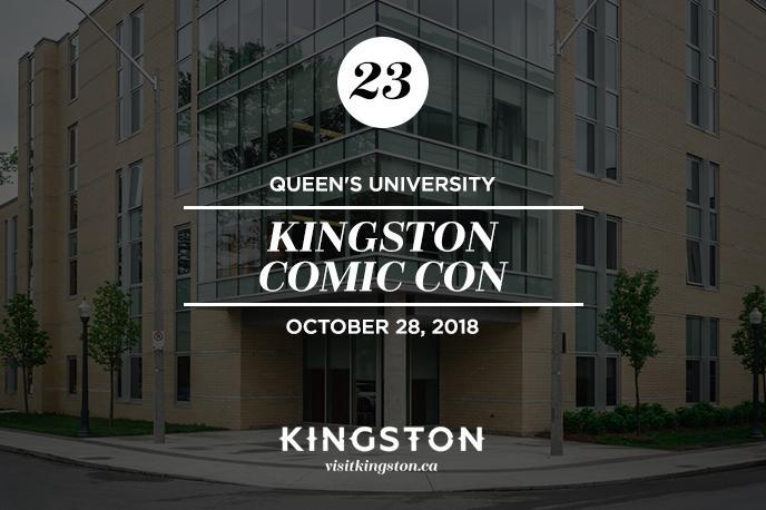 Kingston Comic Con