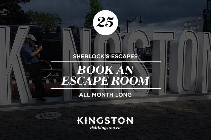 Sherlock's Escapes