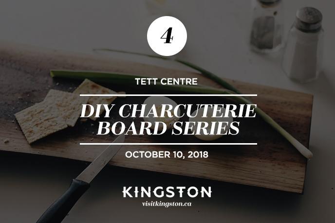 DIY Charcuterie Board Workshop Series