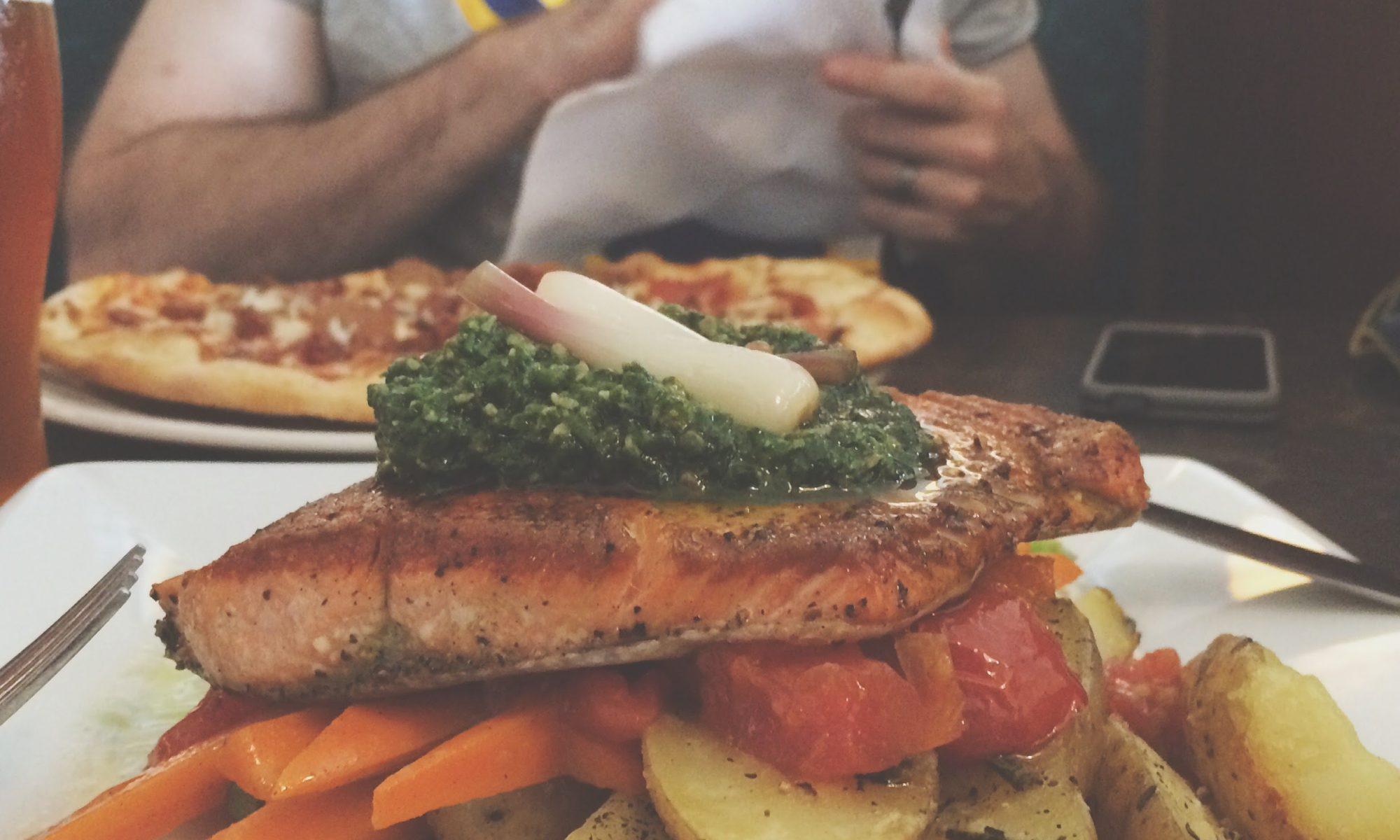 Bella Bistro - 8 Kingston Restaurants Serving up the Best Seafood