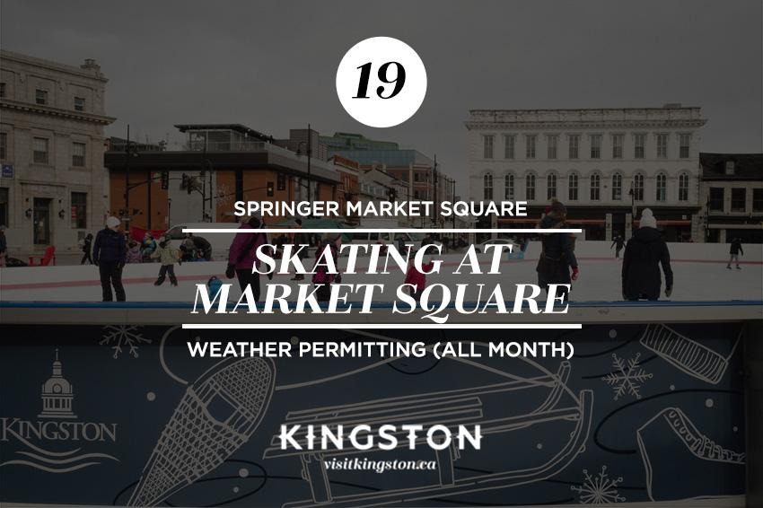 25 Things to Do This December in Kingston 2018