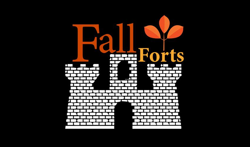 Fall Forts challenge at the PumpHouse