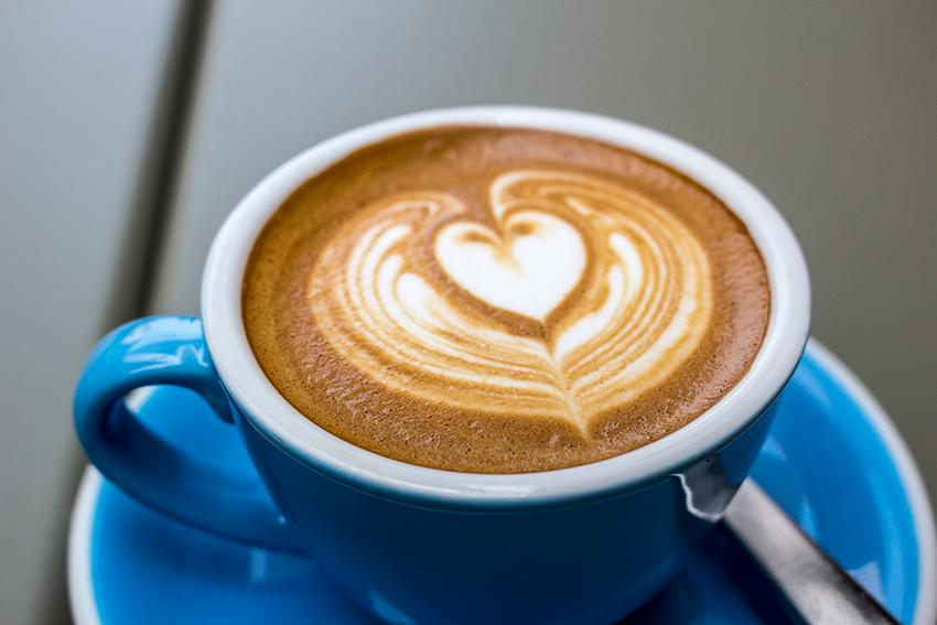 Northside Espresso and Kitchen latte